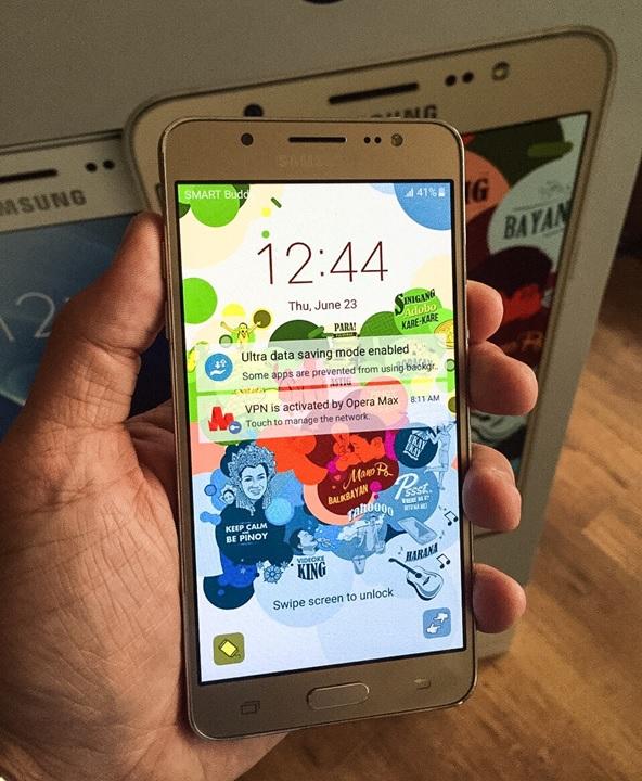 Samsung unveils 'Designed for PH' Galaxy J5, J7 (2016)
