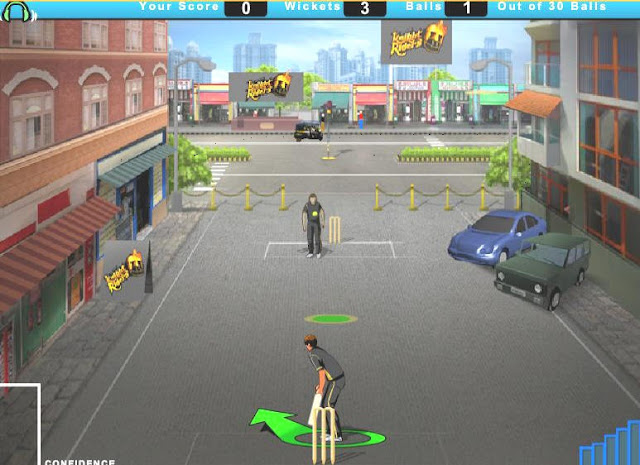 Download Street Cricket 1 Full Version PC File