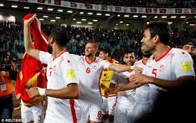 Tunisia vs Iran Live Streaming online Today 23.03.2018 Friendly Match