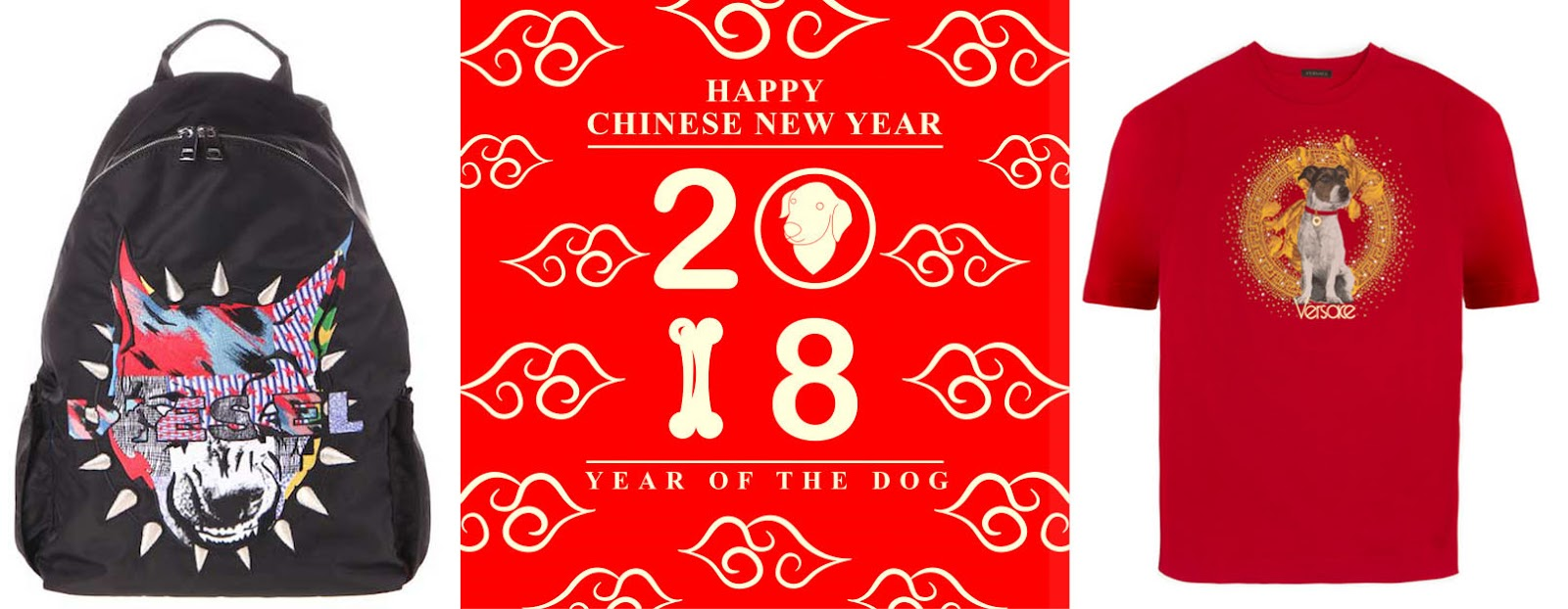 8ce93984c2 Capodanno Cinese: tutte le capsule collection dedicate all'Anno del Cane