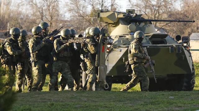 Rusia denuncia esfuerzos de Ucrania para crear caos en Crimea