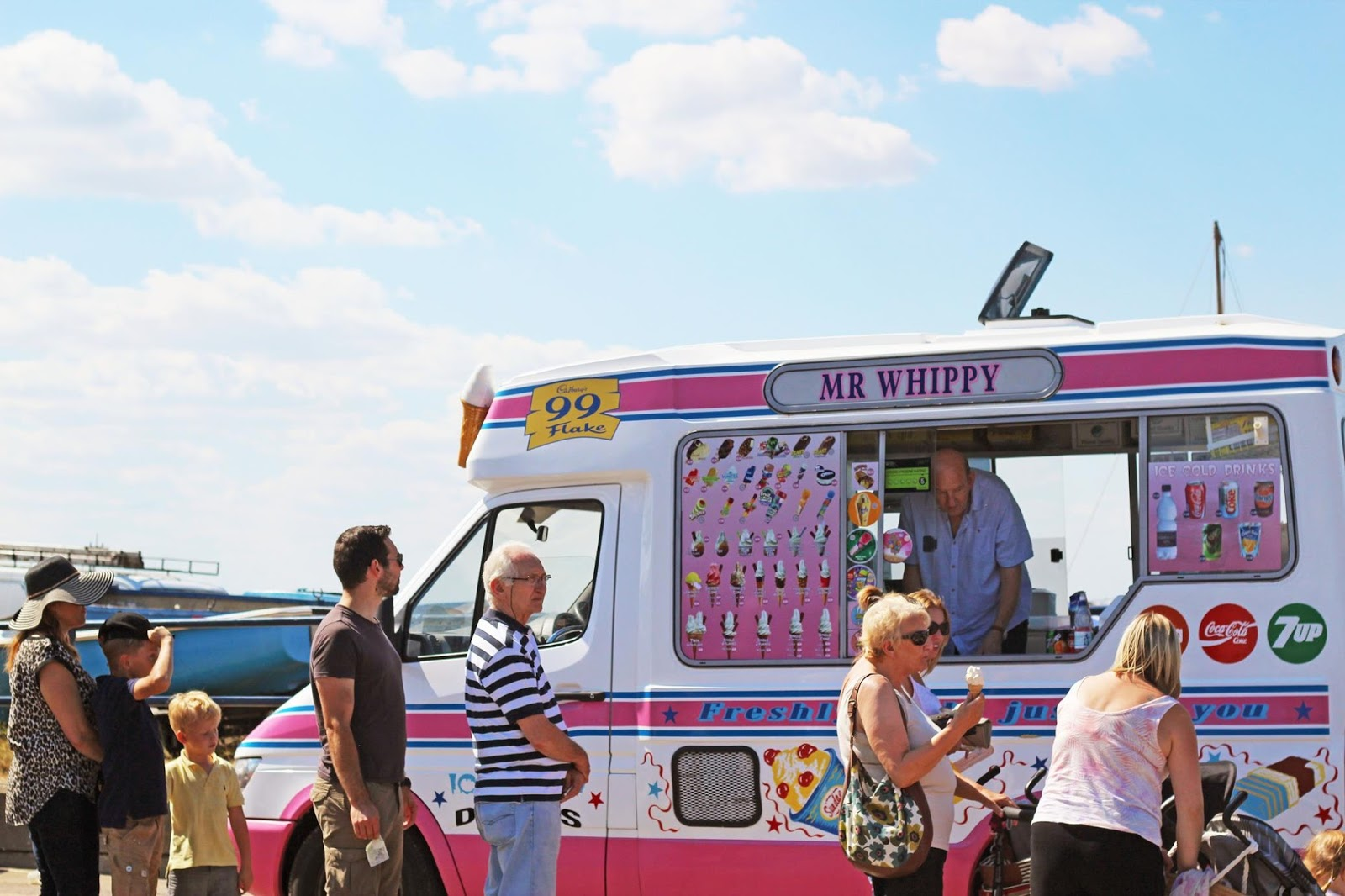 whitstable, whitstable uk, whitstable beach, visit whitstable, whitstable ice creams