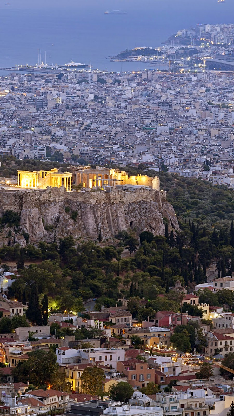 Athens | The List of Most Romantic Summer Getaways for an Unforgettable Time