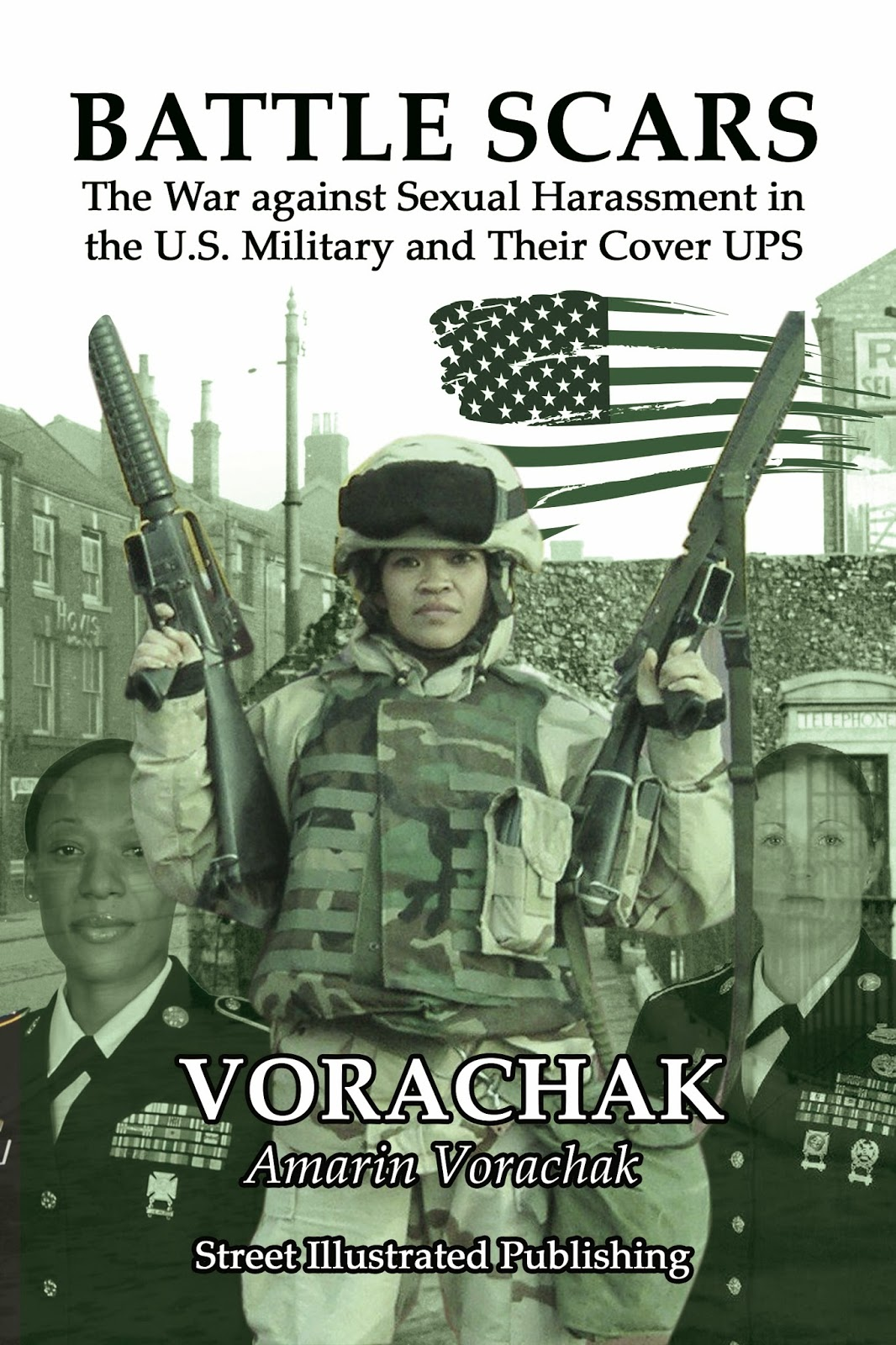 battle scars, amarin vorachak, sexual harrassment military, sex cover up military