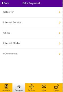 FCMB online app