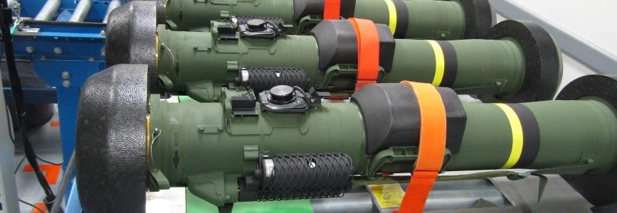 Javelin JV випустила перші універсальні ракети FGM-148F