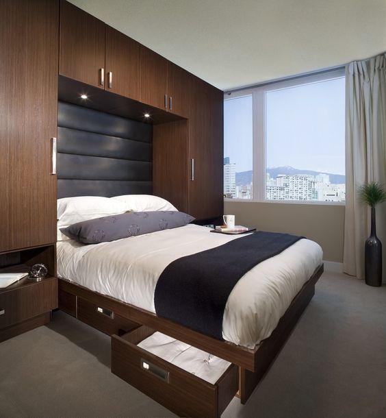 +40 Space Saving Bedroom Furniture