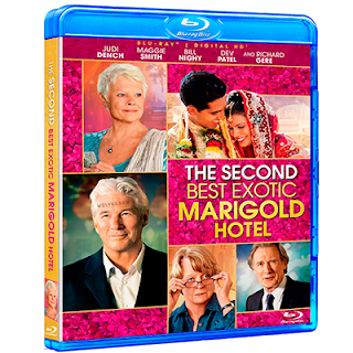 The Second Best Exotic Marigold Hotel %25282015%2529 1080p FullHd