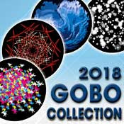 APOLLO 2018 New Gobo Patterns