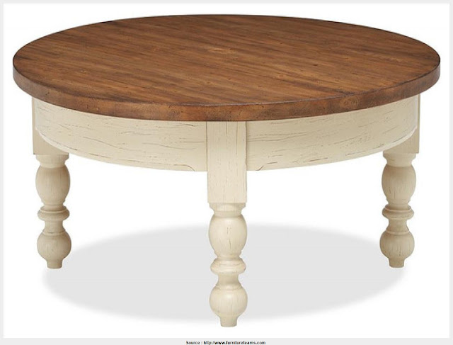 Must see Wood Round Coffee Table 2017