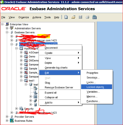 Hyperion EAS Error 1002097 Unable to Load Database  | World of EPM