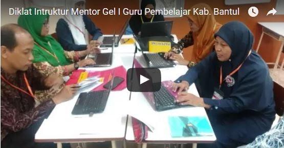 Video Diklat Intruktir Gelombang I Di Pppptk Matematika Guru Ipa Pati