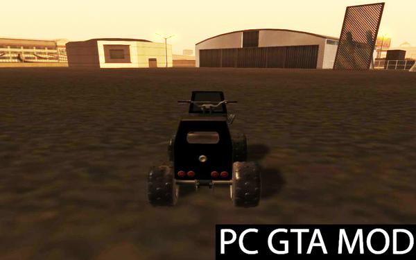 Free Download GTA V Nagasaki Hot Rod Blazer  Mod for GTA San Andreas.