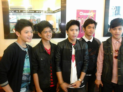 Nash Aguas Leads ABS-CBN's Boyband Gimme5, Debut Album ...