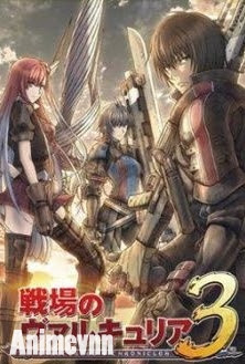 Valkyria Chronicles SS2 - Valkyria Chronicles Theater 2013 Poster