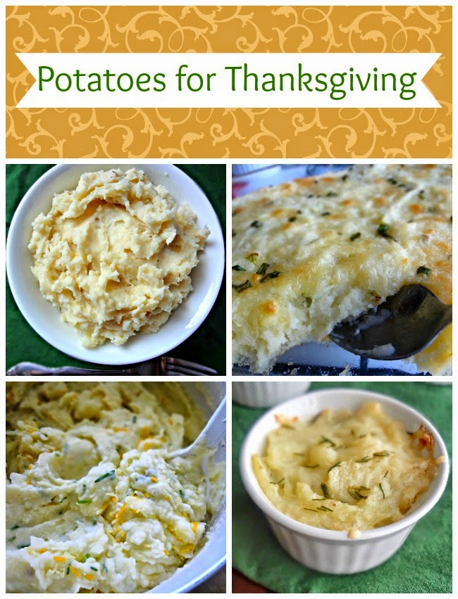 Potato Recipes for Thanksgiving