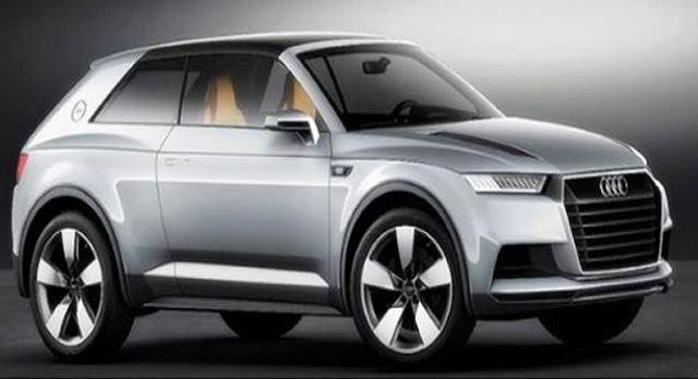 2017 Audi Q1 Engine, Performance, Price