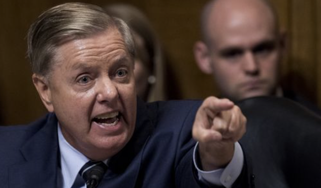 Lindsey Graham urges Alexandria Ocasio-Cortez to visit Holocaust Museum after her comparing 'migrants' to the Jewish in WWII