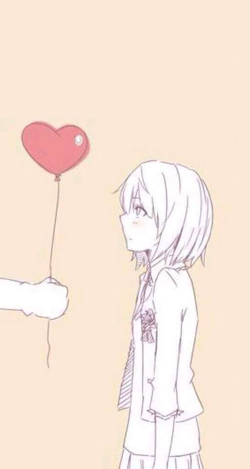Gambar Wallpaper Anime Couple Terpisah