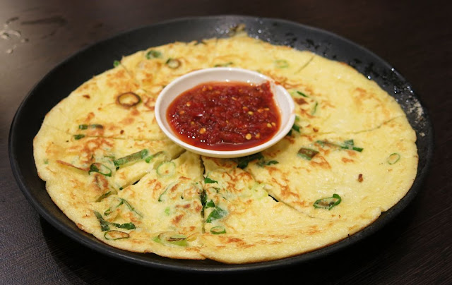 ShanDong Mama, scallion egg pancake