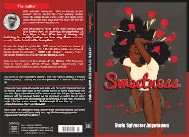 Sweetness, a collection of poems by Stefn Sylvester Anyatonwu