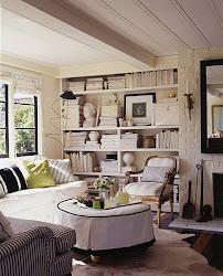 DESIGN INTERIOR: Chic and Cozy Cottage