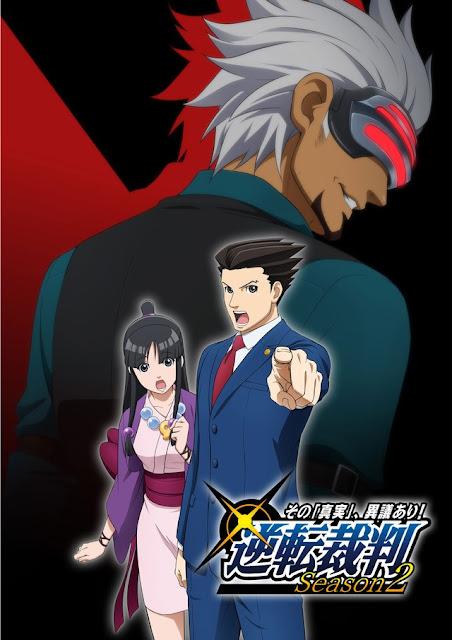 """Gyakuten Saiban: Sono """"Shinjitsu"""" Igiari! ~ Season 2"""