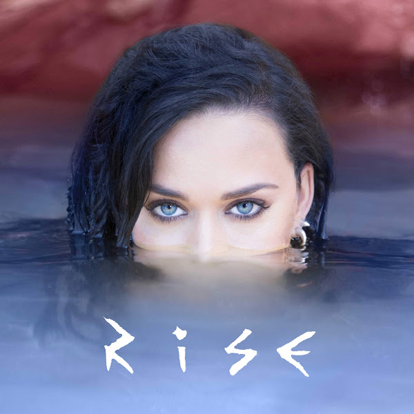Katy Perry - Rise - Single Cover