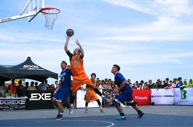 3. Basket 3x3