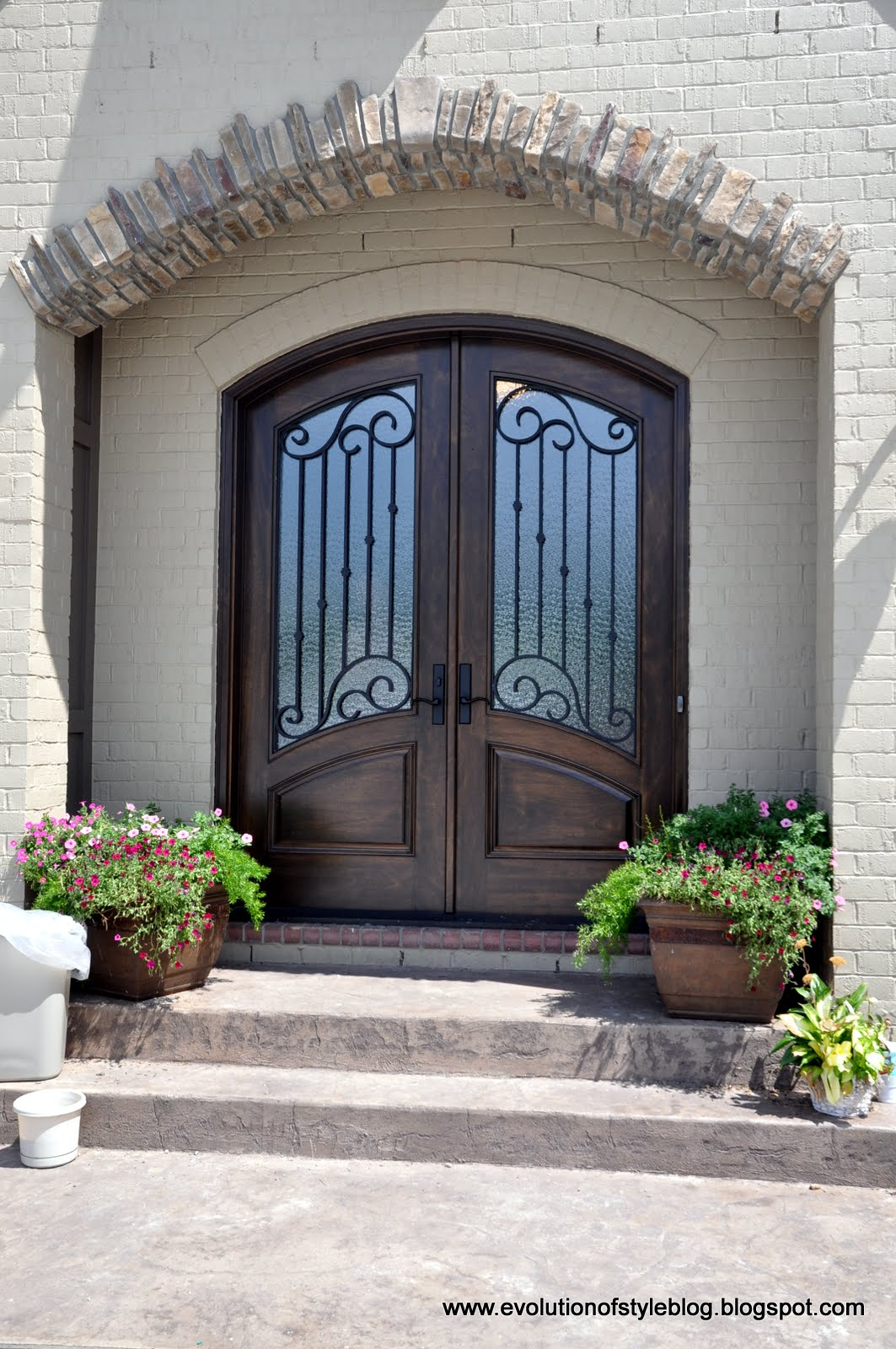 Home entrance door elegant front doors for New double front doors