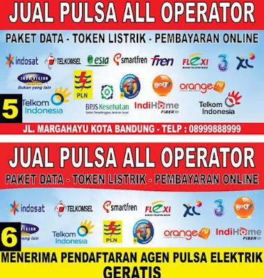 Qilla Jual Pulsa Online Elektrik Termurah