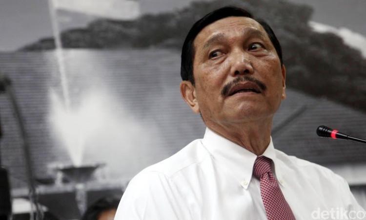 Luhut Jengkel Jika Ada yang Bilang Jokowi Berbohong