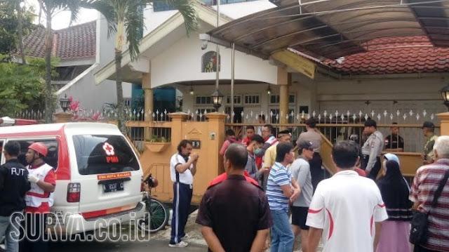 Mantan Wakapolda Sumut Kombes Agus Samat Jadi Korban Pembunuhan