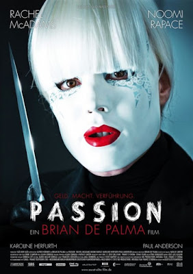 passion, brian de palma, Rachel McAdams, Noomi Rapace, Paul Anderson
