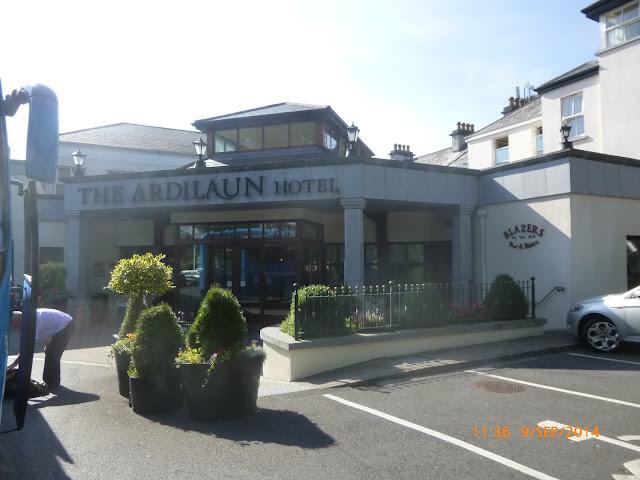 Das Ardilaun Hotel in Galway