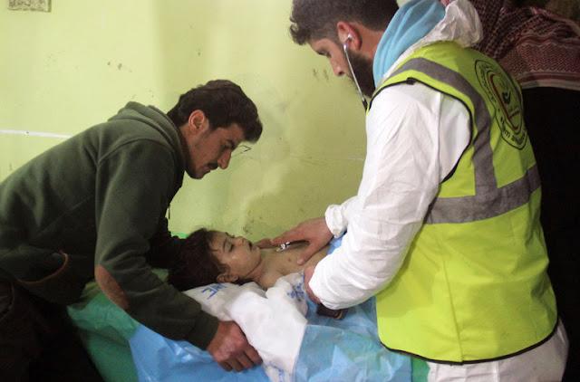 الولايات المتحدة: نشاطات كيميائية جديدة للنظام السوري