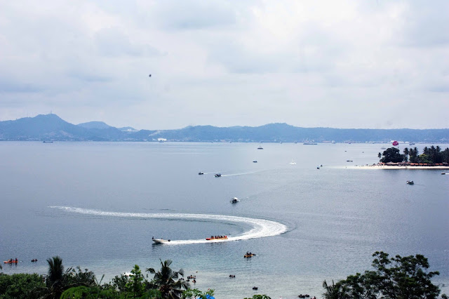 Yuk..!! Berlibur Di Pantai Mutun Dan Pulau Tangkil Di Lampung, Asyik Loh.. Silahkan Share Ya..!!