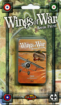 Wings of War: Recon Patrol Booster Pack