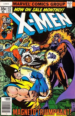 X-Men #112, Magneto