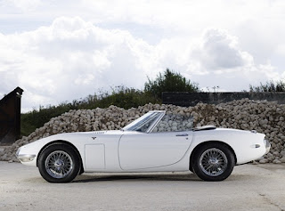 Toyota 2000GT Convertibel Side