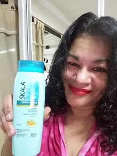 Shampoo Skala Hidronutritivo