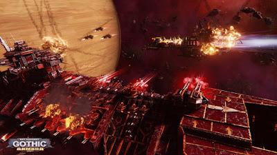 Battlefleet Gothic Armada PC Game Free Download