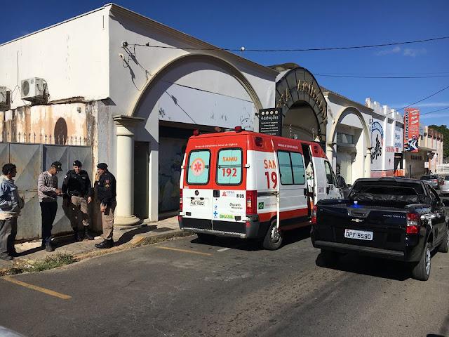 Acidente entre bicicleta e caminhão deixa um ferido em Andradas,MG