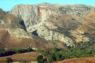 χωριά του Ξεροβουνίου