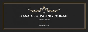 Jasa SEO Murah Haribest.com