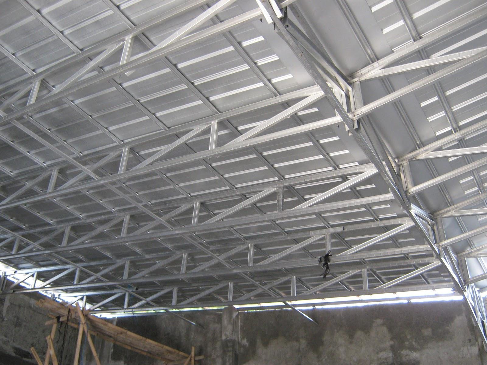 harga rangka baja ringan per meter persegi 085273531700 jasa pasang atap murah di bengkulu