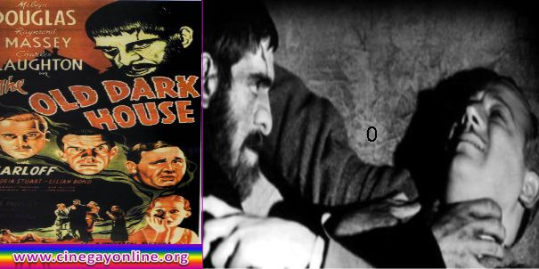 The old dark house, película
