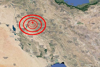 600 Plus Injured In Iran Earthquake, No Death Recorded