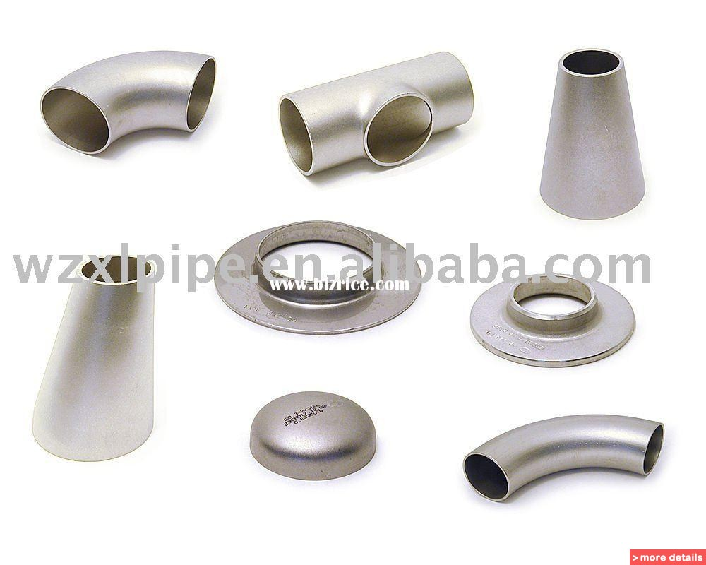 Stainless steel pipe fittings images