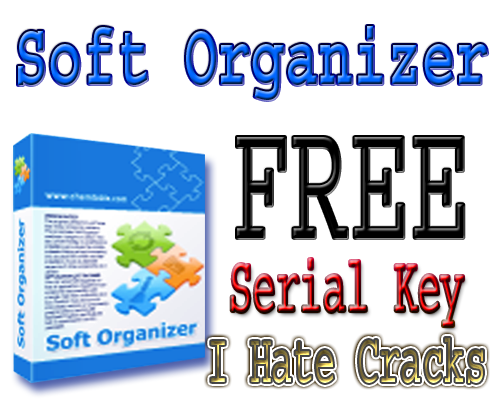 Get Soft Organizer 3.31 With Free Serial Key